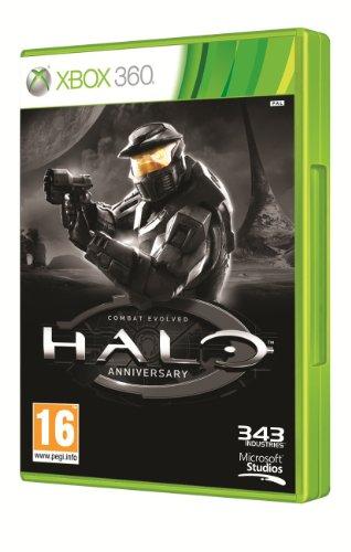 Microsoft Halo: Combat Evolved Anniversary, Xbox 360, PAL, DVD, FRE