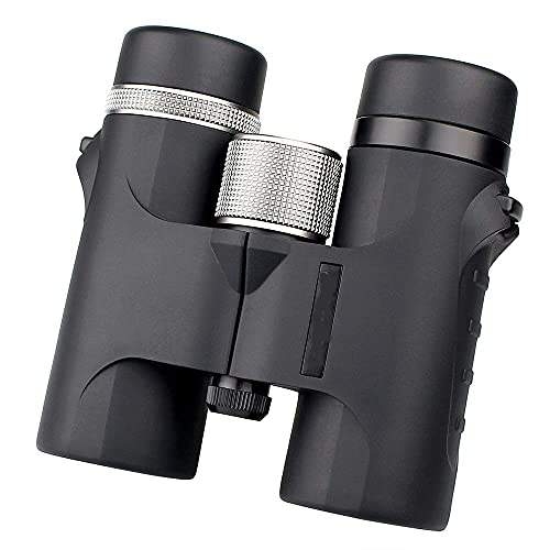 LNHJZ Binoculares SV31 8X32 telescopio portátil a Prueba de Agua para Caza, Camping, Deporte, Turismo Profesional, Alta Potencia F9312AA