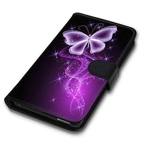 wicostar Book Style Handy Tasche - Design SVH-449 - kompatibel mit Nokia 2.1 2018 - Cover Hülle Schutz Hülle Etui Schutzhülle