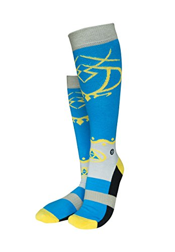 Musterbrand Zelda Knee Socks Unisex Princess Walk knee high