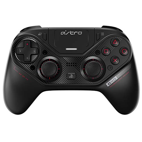 ASTRO Gaming C40TR PS4 コントローラー PlayStation 4 ライセンス品 長時間駆動 有線/無線 PS4/PC ゲーム...