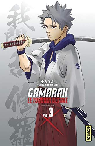 Gamaran - Le Tournoi Ultime - Tome 3