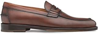Mezlan E402 - حذاء أكسفورد بأربطة مع لمسات نهائية لامعة - مصنوع يدويًا في إسبانيا - عرض متوسط