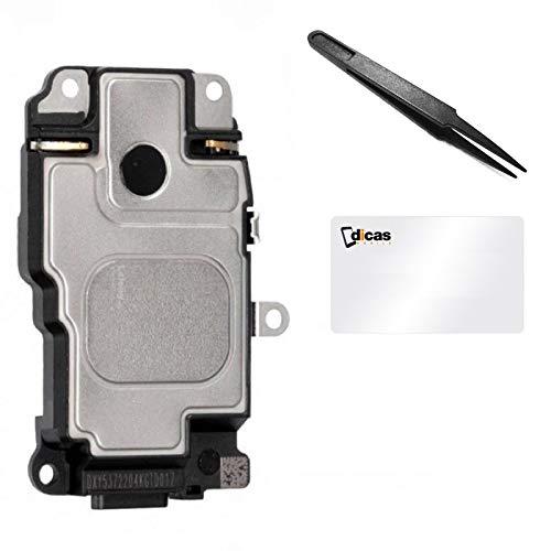 DICAS MOBILE Altavoz Buzzer Repuesto para iPhone 5 5S 6 6S 7 7 Plus, Auricular Altavoz Sonido Módulo Inferior Escucha de Voz Manos Libres (iPhone 7)