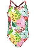 Harry Bear Mädchen Tropisch Badeanzug Mehrfarbig 134