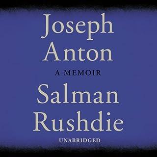 Joseph Anton cover art