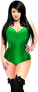Best green strapless corset bodysuit Reviews