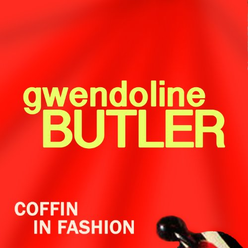 Coffin in Fashion audiobook cover art