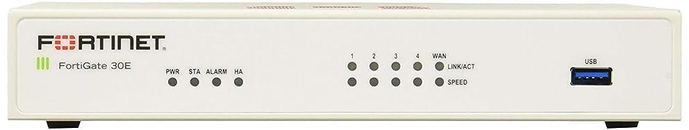 に対応するお手伝いさん不平を言うFortinet FortiGate 30E Network Security/Firewall Appliance