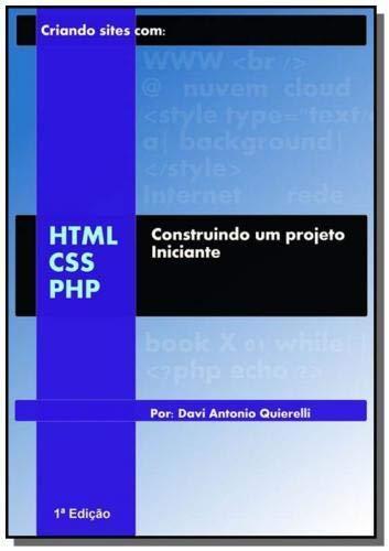 Criando Sites com HTML, CSS, PHP