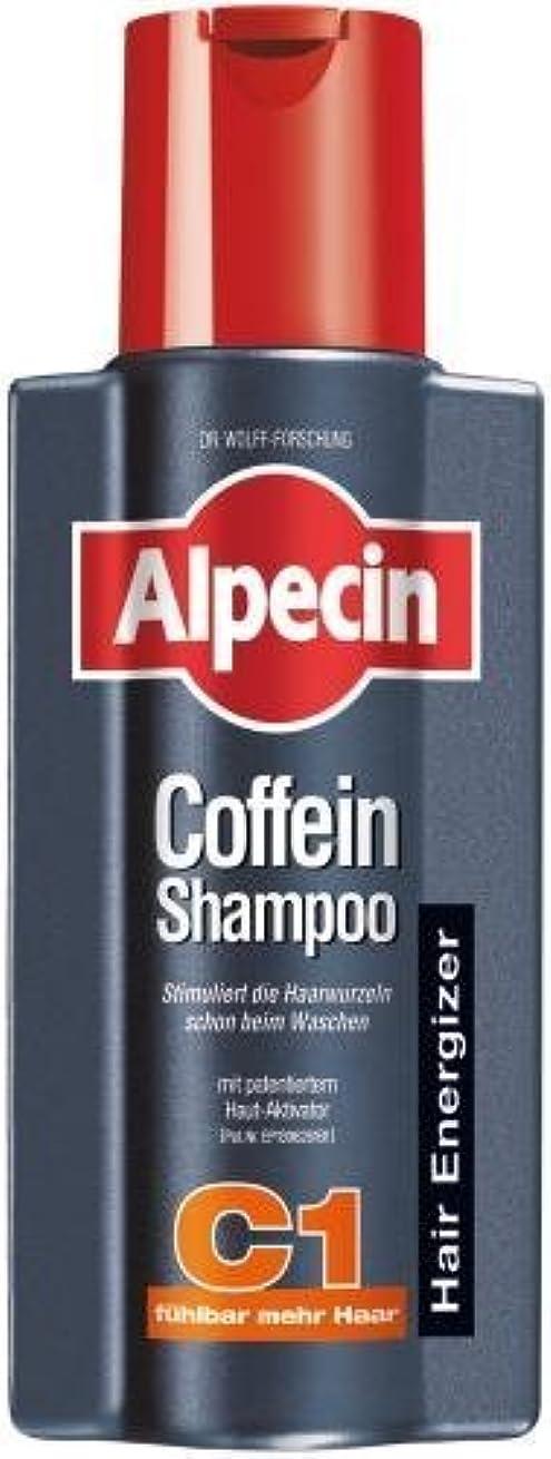 スキル閉じるペックAlpecin Coffein-Shampoo C1 - 8.45 oz /250 ml - fresh from Germany by Alpecin [並行輸入品]