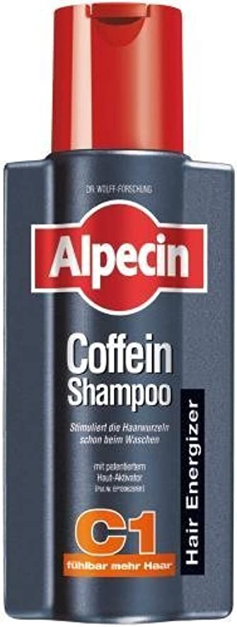 ネックレット医療の法令Alpecin Coffein-Shampoo C1 - 8.45 oz /250 ml - fresh from Germany by Alpecin [並行輸入品]