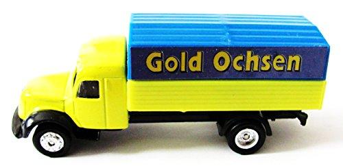 Gold Ochsen Nr. - Adventskalender 2008 - Magirus S6500 - LKW Oldie