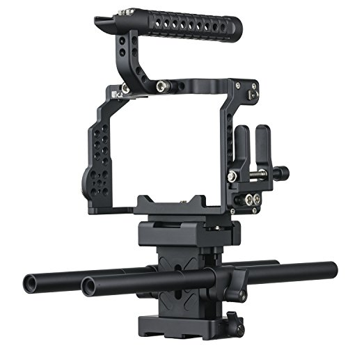 Gaiola completa para câmeras Sony A7 III da Ikan STR-A7III