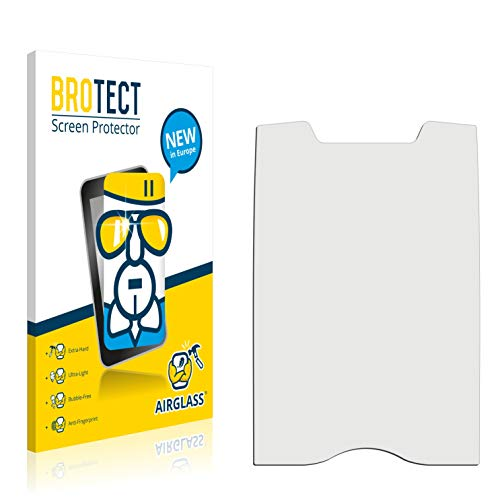 BROTECT Panzerglas Schutzfolie kompatibel mit Ruggear RG150 - AirGlass, extrem Kratzfest, Anti-Fingerprint, Ultra-transparent