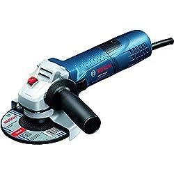 color azul Disco tronzador de diamante Bosch GWS 7-125 di/ámetro de 125 mm, 11000 rpm, 720 W, 1,9kg 125 x 22,23 x 2 x 10 mm Amoladora angular Universal Turbo