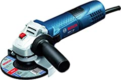 Bosch Professional szlifierka kątowa GWS 7-125 (720 W, średnica tarczy: 125 mm, włącznie z uchwytem dodatkowym, kołnierz mocujący, nakrętka mocująca, kaptur ochronny, klucz dwuotwórczy, w tekturze)