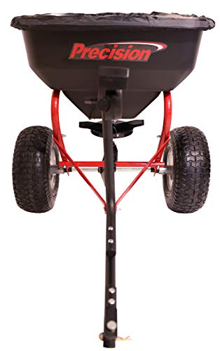 Precision Products TBS6000RDOS 6-Series 130-Pound Tow Behind Broadcast Spreader