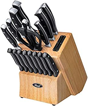 Rosewill 18 Piece Stainless Steel Cutlery Knife Set