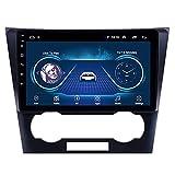 KLL Autoradio Reproductor MP5 de Coche 2 DIN para Chevrolet Epica 2007-2012 1080P Pantalla Táctil HD navegación GPS Enlace Espejo(para Android y iOS) Manos Libres del Bluetooth