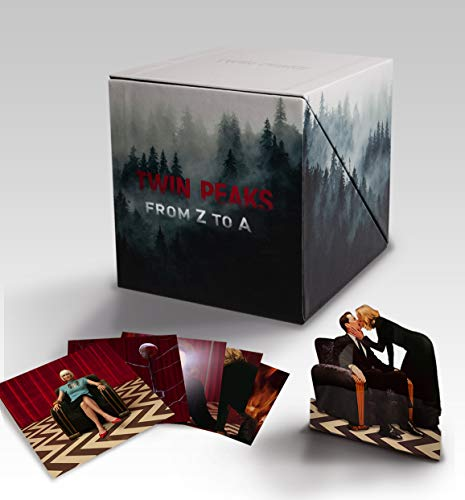 Twin Peaks: From Z to A [Blu-ray]