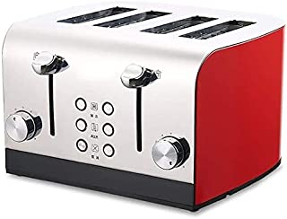 Mopoq Efficient Double-sided Uniform Baking Fully Automatic Toaster for Home Can Be Baked Quickly In 2 Minutes Widened Gri...