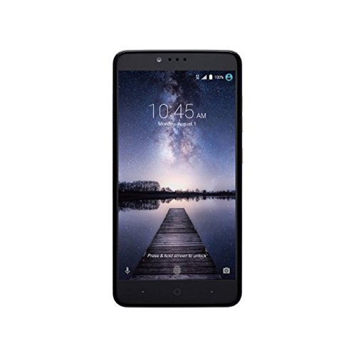 Amazon Com Zte Zmax Pro Z981 4g Lte 13mp Smartphone Metro Pcs T Mobile