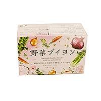 プレマシャンティ 野菜ブイヨン 5g×36包