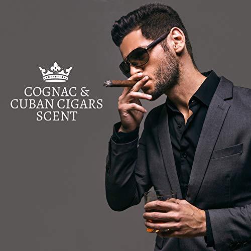 Savon à Raser Vegan Cognac et Cigare Cubain - Henri et Victoria - 5