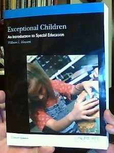 Paperback Exceptional Children - An Introduction to Special Education - Custom Edition (Laureate Education, Inc) Book
