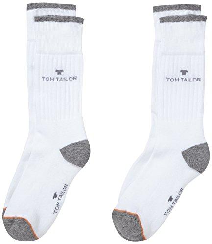 Tom Tailor Unisex - sokken voor volwassenen, 9525, set van 2
