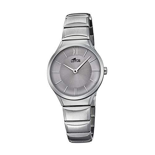 Lotus Minimalist 18492/1 Reloj de Pulsera para mujeres Momento Estelar de Diseño