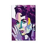jiandan Elizabeth Taylor Pop Art Poster Dekorative Malerei