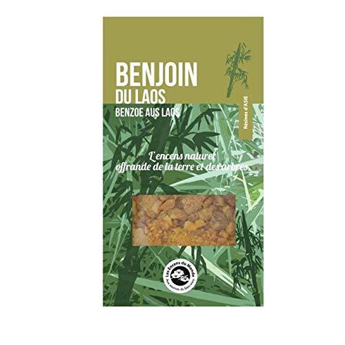 Benzoino del Laos - Incenso naturale in resina–Florisens