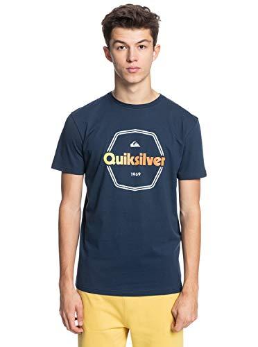 Quiksilver - Hard Wired Camiseta para Adulto