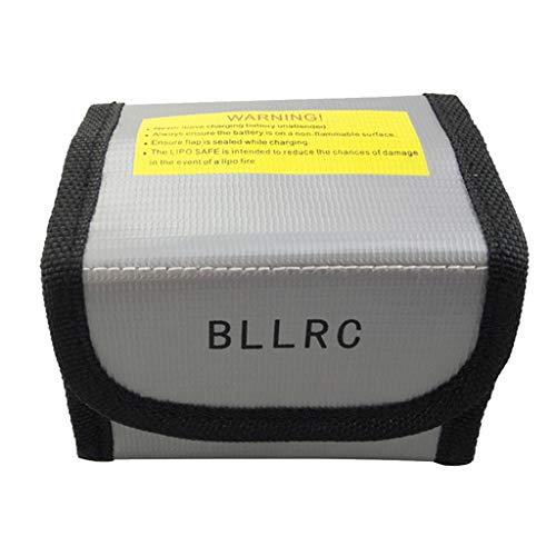 lahomia per RC Drone Li-po Batteria Custodia Protettiva per Custodia per Borsa Sicura a Prova di Esplosione
