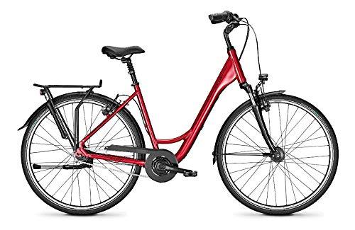 "RALEIGH Road Classic 7 R City Bike 2020 (28"" Wave S/45cm, Barolored Glossy)"