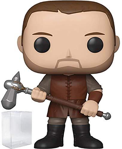 Funko Figura de vinilo de Pop! Game of Thrones: Gendry (incluye funda protectora para caja)