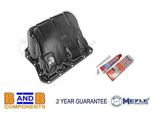 Meyle 0140010054Smart ForTwo 42450Cabrio Roadster City motore coppa pan & sigillante kit A823