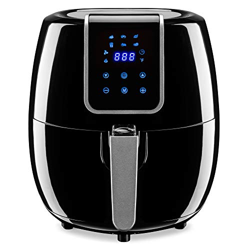 Best Choice Products 5.5qt 6-in-1 Electric Digital Non-Stick Air Fryer...