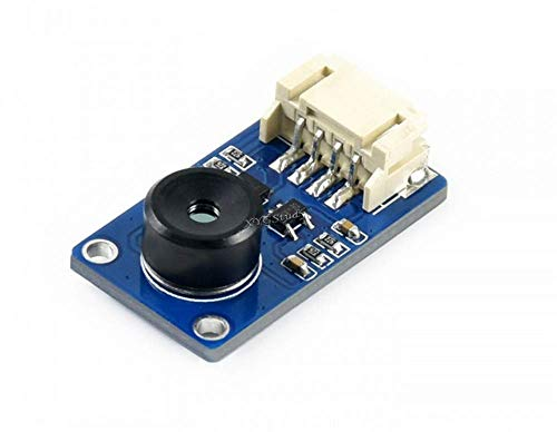 MLX90640 IR Array Thermal Imaging Camera 32×24 Pixels 110° Field of View I2C Interface 3.3V/5V Compatible with Raspberry Pi (ESP32) STM32 @XYGStudy (MLX90640-D110 Thermal Camera)