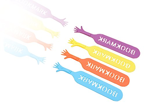 STONCEL segnalibro divertente bookmark,1 set