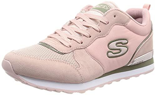 Skechers 155287-mve_40, Zapatillas Mujer, Rosa, EU