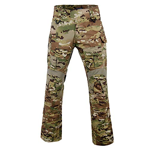 The Mercenary Company Elite Combat Pants 2019 Edition (Multicam, XXL)