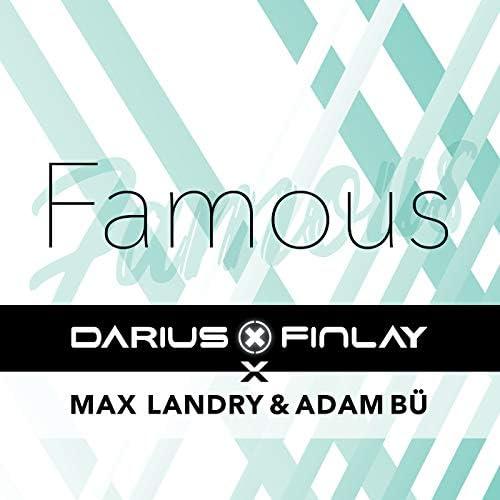 Darius & Finlay, Max Landry & Adam Bü