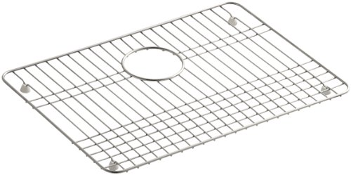 K-3192-ST Sink Rack for Ballad Utility Sink and Select Undertone and Iron/Tones Kitchen Sinks, Stainless Steel