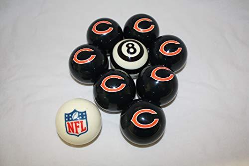 Chicago Bears Billiard Ball - 1