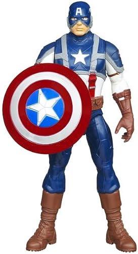 mejor moda Hasbro - Figurine Marvel Avengers - Captain America America America 20cm - 0653569708513  connotación de lujo discreta
