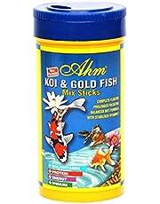 Ahm Koi Goldfish Mix Sticks 1000 Ml Balık Yemi