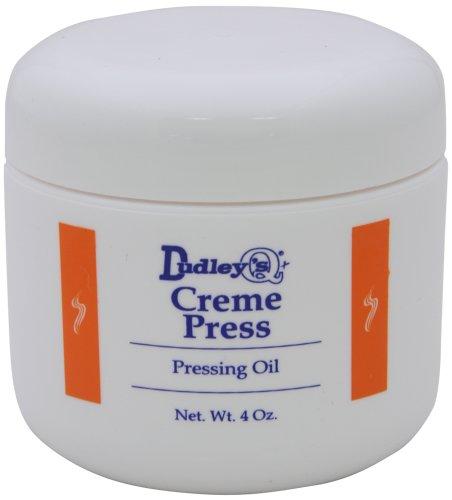 Dudleys Creme Press Pressing Oil 4oz
